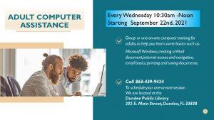 Adult Computer Assistance