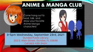 Anime & Manga Club