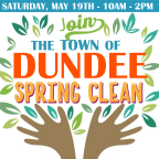 Dundee Spring Clean – CANCELLED
