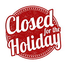 Town Offices Closed
