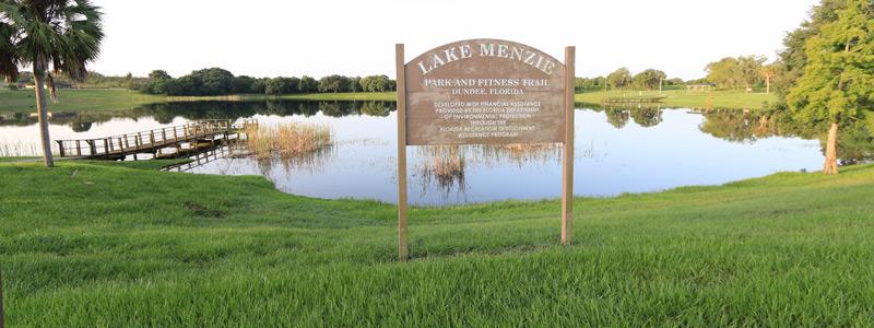 Lake Menzie